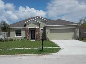 New home sale 4/4 Orlando $203,525
