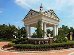 New Luxury House in condominium with golf course Orlando $257,990