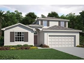 New Luxury House in condominium Providence Orlando $259,990