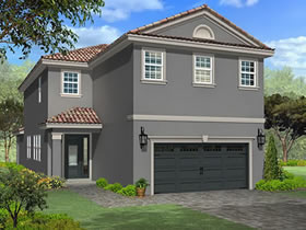 New Luxury Homes at The Encore Club at Reunion with swimming pool 5-13 bedrooms - starting at $350,000
