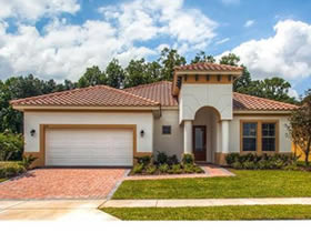 Newly Built Home 15 minutes from Disney - in Kissimmee - Providence Golf and Country Club - $349,990
