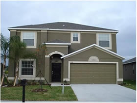 New 4BR home in Luxury Gated Neighborhood in Davenport - near Disney - $272,590