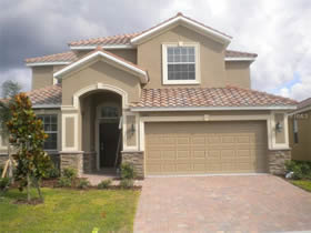 New Luxury Home In Exquisite Gated Neighborhood with all of the amenities - Davenport /Orlando - $298,490