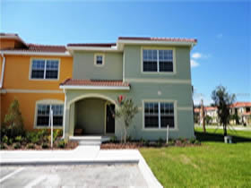 New townhouse with private pool at Champions Gate Resort - 5 bedrooms $332,990