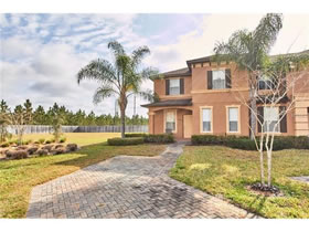 Townhouse Furnished 4 bedrooms in Regal Palms Resort - Davenport - Orlando - $134,900