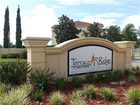 Furnished 3 Bedroom Condo at Terrace Ridge Community Center - Davenport, Orlando - $127,000