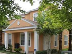 Furnished Townhouse with Private Pool near Disney in Orlando 3 bedrooms $170,000