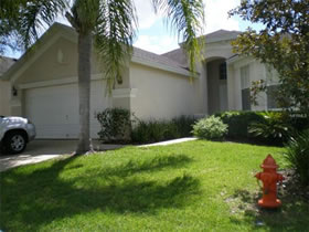 Home with Pool near amusement parks in Orlando $219,950