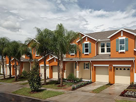 New Townhouse in Compass Bay Resort - Kissimmee - Ready for Short Term Rental - 4BR / 3.5BA (furniture included)