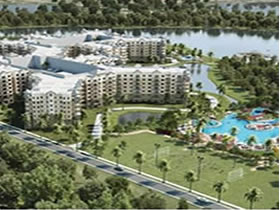 Pre-Construction - 2 bedroom condo at the new Grove Resort Condo Hotel - Orlando - $240,900