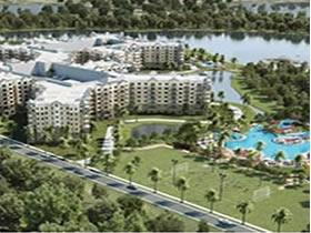 Pre-Construction - 2 bedroom condo at the new Grove Resort Condo Hotel - Orlando - $240,900