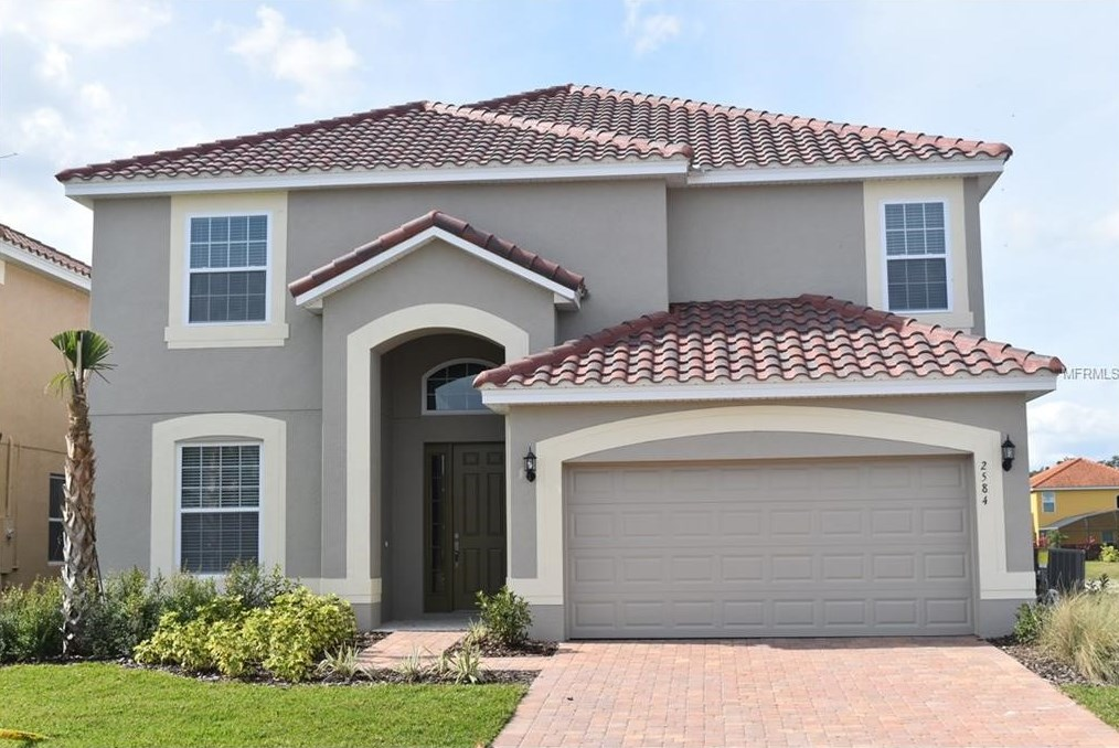 New Luxury Vacation Home For Sale in Veranda Palms Resort - Kissimmee $469,900