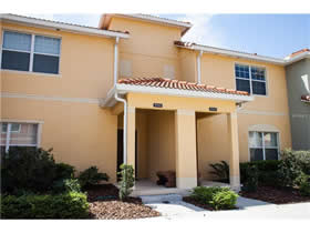 4BR Furnished Townhouse with Private Pool in Paradise Palms Resort - Kissimmee $253,000