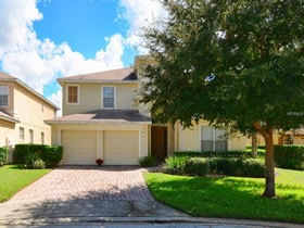 6BR Furnished Luxury Home For Sale in Gated Neighborhood - Orlando $324,900