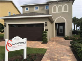 New Luxury Home with private pool in Encore Resort - Only resort in Orlando with a true water park! $427,500