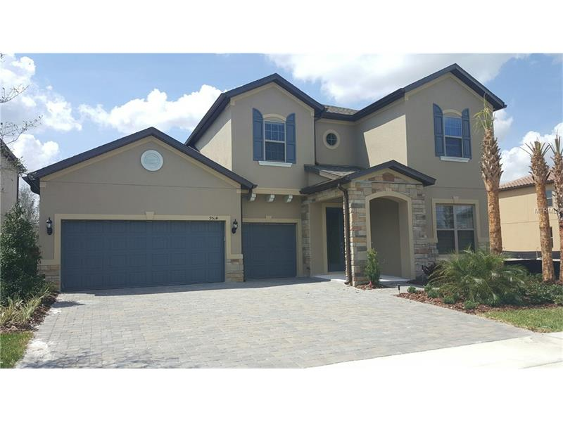 New Luxury Home For Sale in Upscale Neighborhood near Windermere and Dr.Phillips - Orlando $427,500