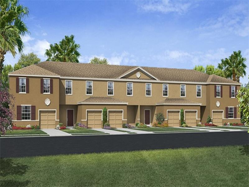 New 3BR Townhouse with Garage - near Reunion Resort - Lake Bluff at Town Center $179,998