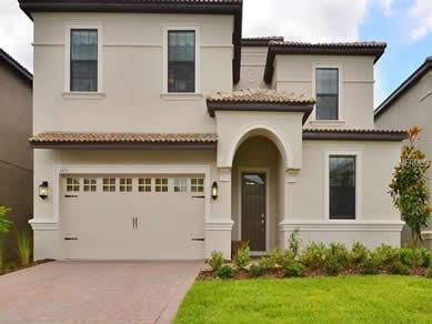 8BR Furnished Mansion in Champions Gate Resort - Davenport - Orlando $535,000
