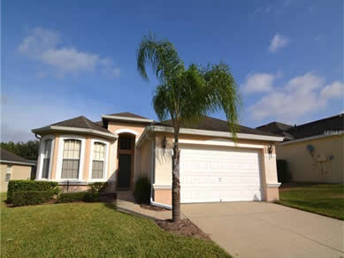 4 Bedroom Furnished Vacation Home For Sale in Orlando $199,950