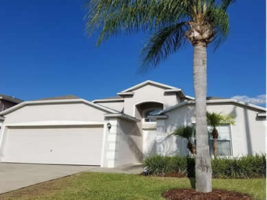 Vacation Home with Pool - 4BR - Furnished - Davenport - Orlando $194,900
