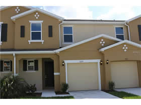 New 4Bedroom Townhouse For Sale in Compass Bay Resort - Kissimmee $259,286