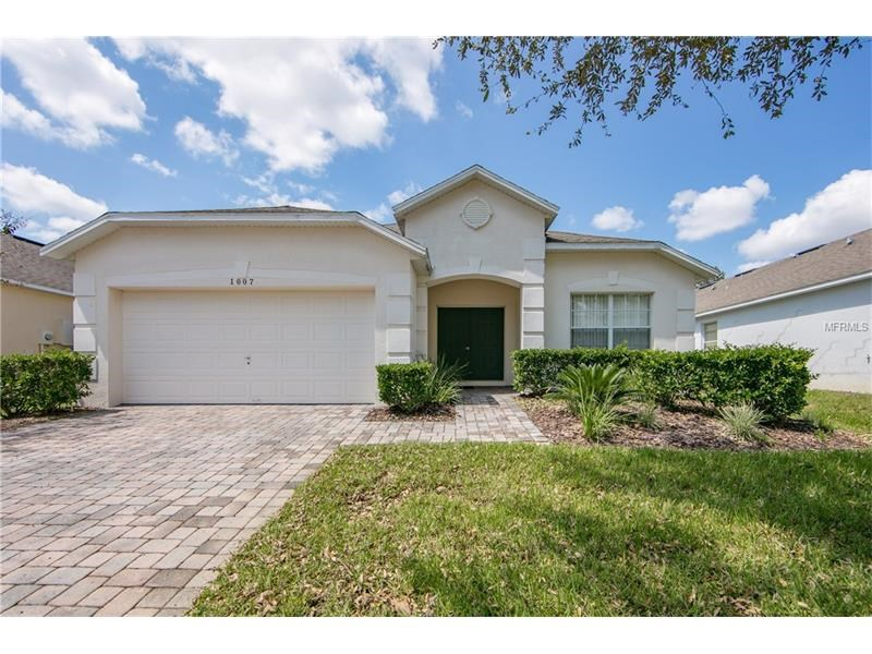 Holiday Home 4 Bedrooms Furnished with Pool - 15 minutes to Disney - Davenport - $209,900