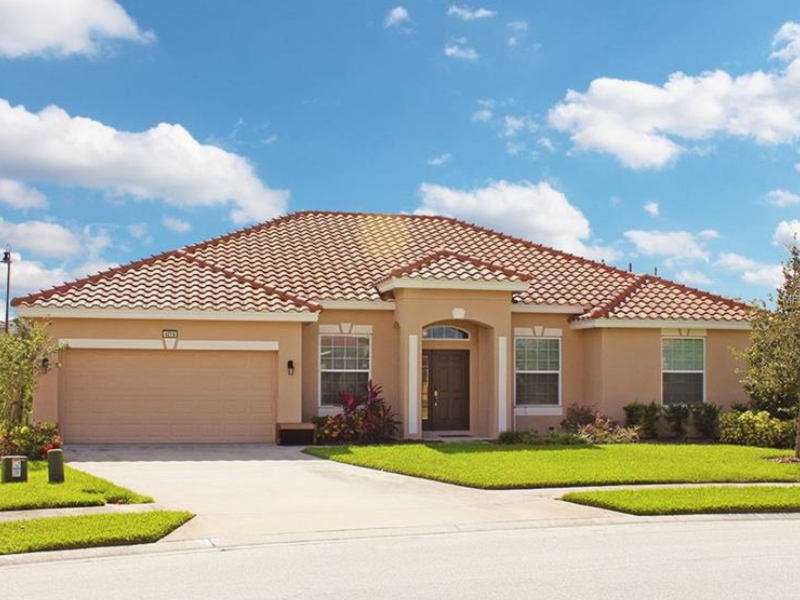 Nicest Vacation Home in Solterra Resort - Furnished with Pool - Champions Gate - Davenport - $ 410,000