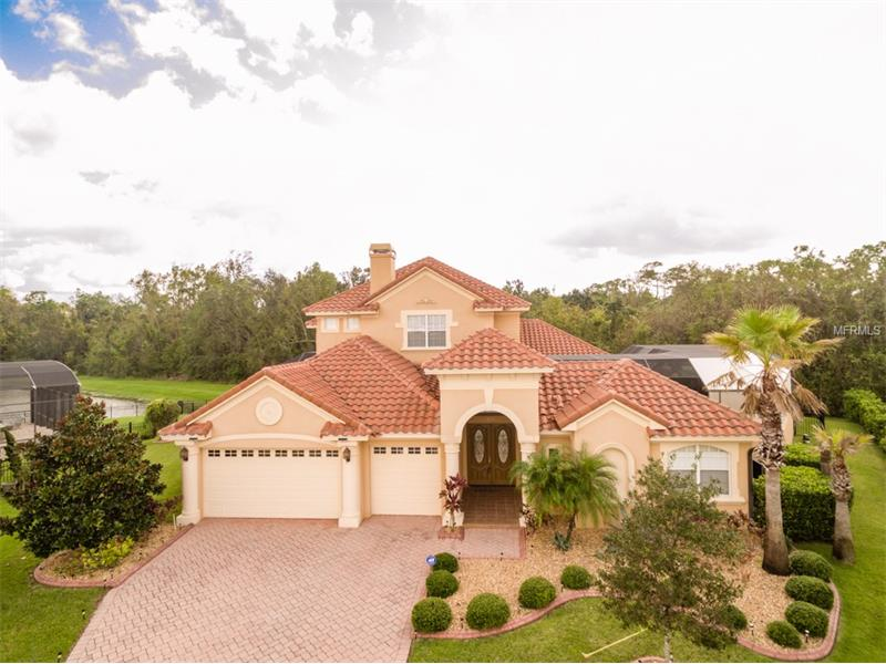 Luxury Mansion in Lagoinha Front - Orlando Florida - $ 664,900