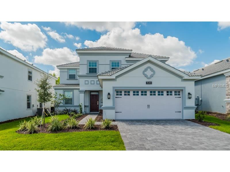 Luxury All Furnished House at Champions Gate Resort - Biggest Return In Orlando - $ 469,900