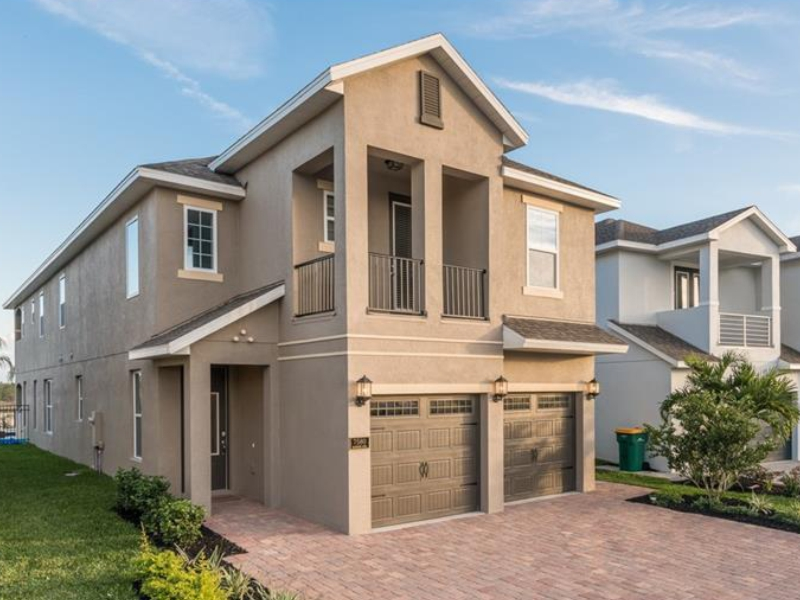 New Luxury Home in Reunion Resort - Fully Furnished with Private Pool - Reunion Resort - Kissimmee - $ 544,900