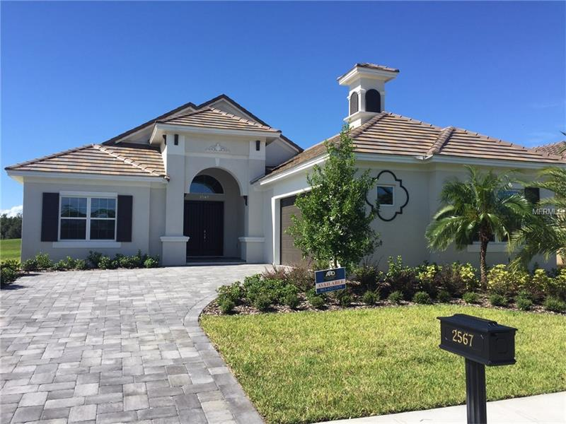 New Luxury Home Across from Golf Course at Providence Country Club - 15 Minutes to Disney - $ 425,000