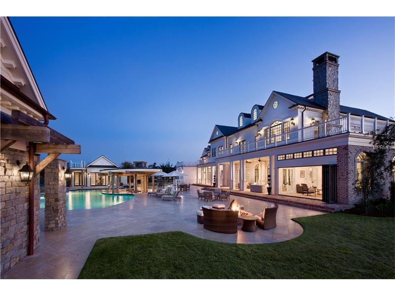 Luxury Mansion and Horse Farm at Mills Cove - $3,875,000